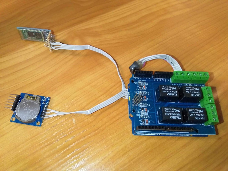 Universal Timer - Sprinkler Controller