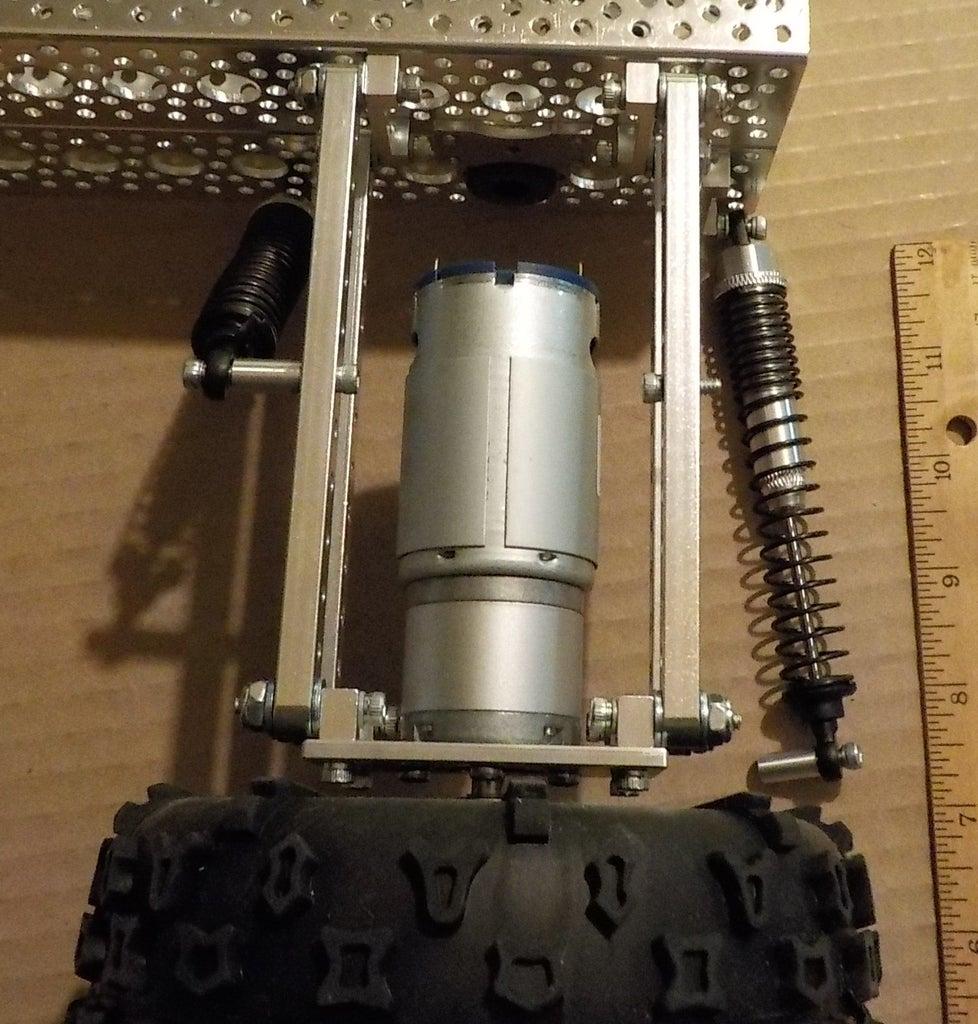 Shock Assembly Step 4
