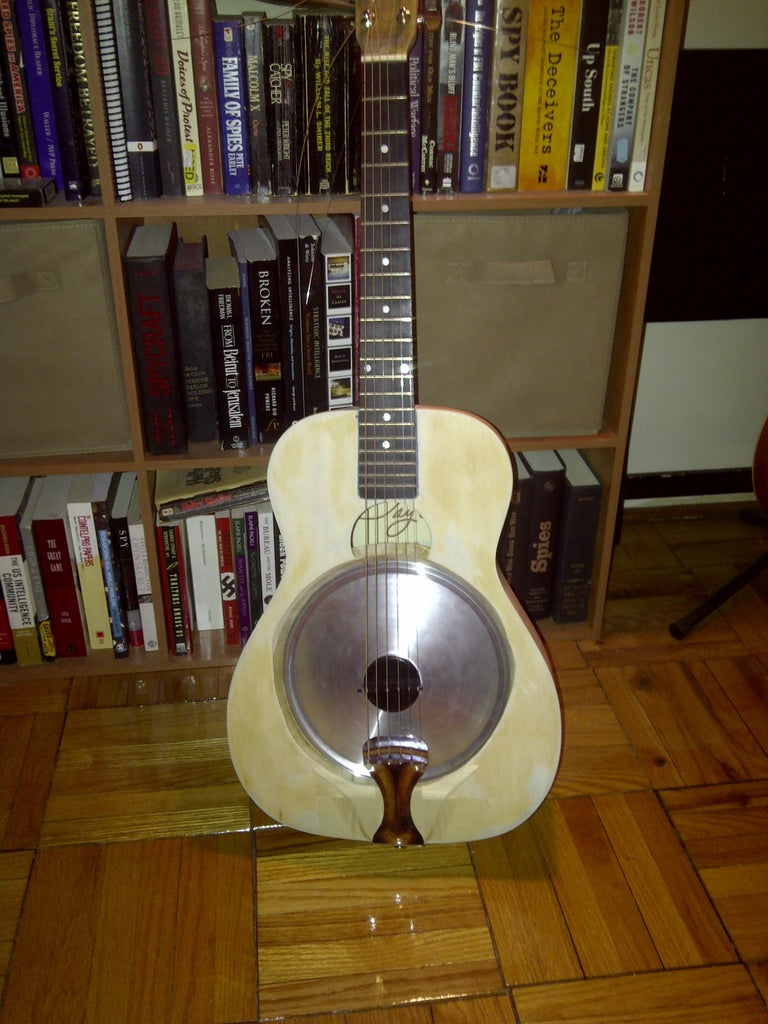 A New Cover for the Old Soundhole, Test Placement of Pieces