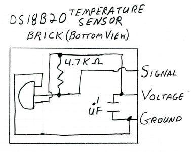 DS18B20 Temperature Measurement
