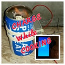 Can Stove Charger