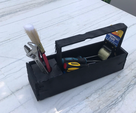 Home Made Tool Box