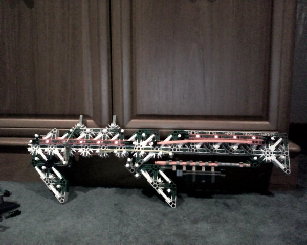 Knex Assault Rifle - KRMA2 - (Update)
