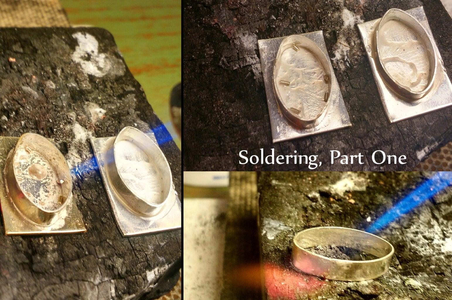 Soldering: Part One