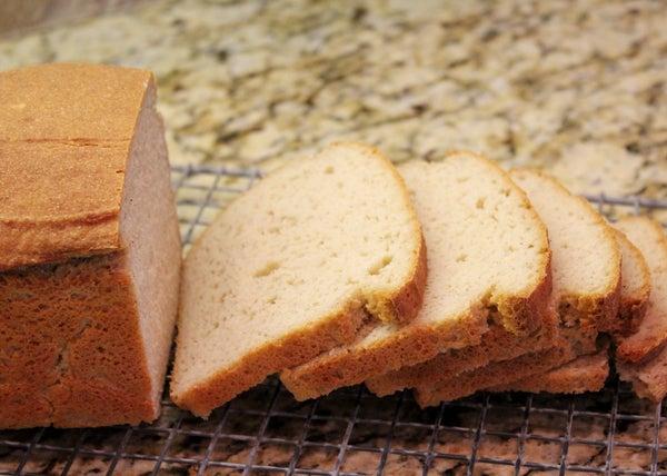 Gluten Free Sandwich Bread