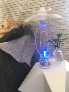 Make a Lamp With Real Light