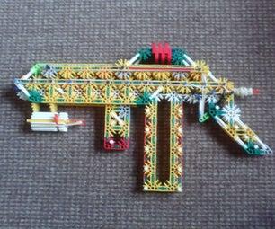Knex Assault Rifle