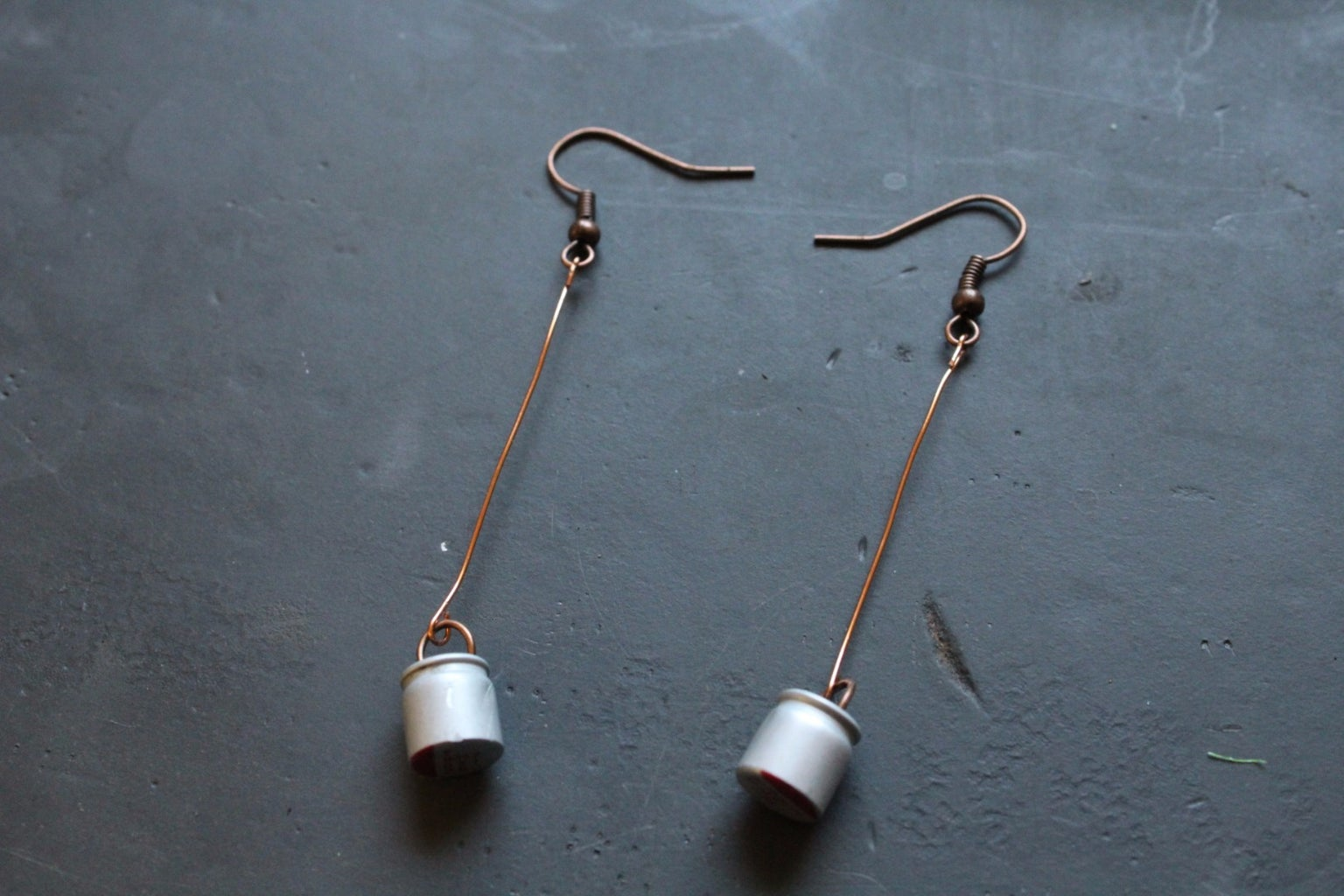 Turning Charms Into Charming Earrings