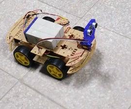 Arduino Based Self Driving Car