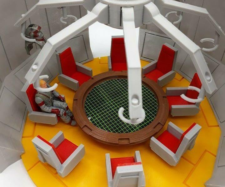 M.A.S.K. Energyroom