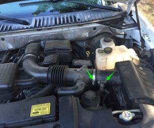 Gotts Air Intake Mod - Ford