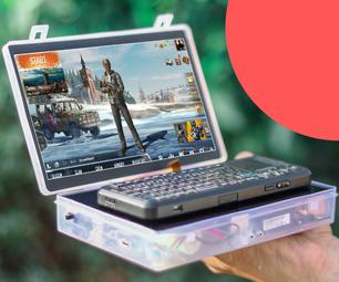 高速游戏笔记本电脑