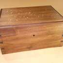 Dovetailed Star Box