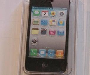Papercraft IPhone 4S