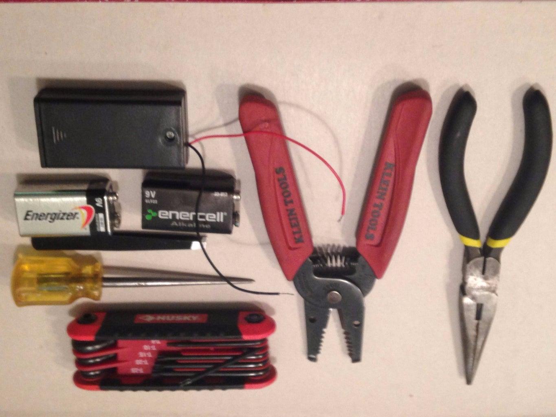 Materials - Tools