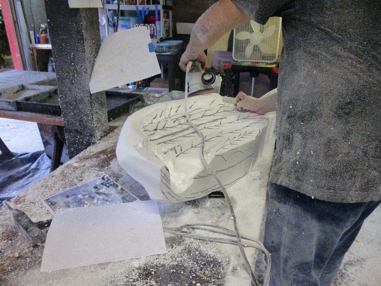 Carving Wings
