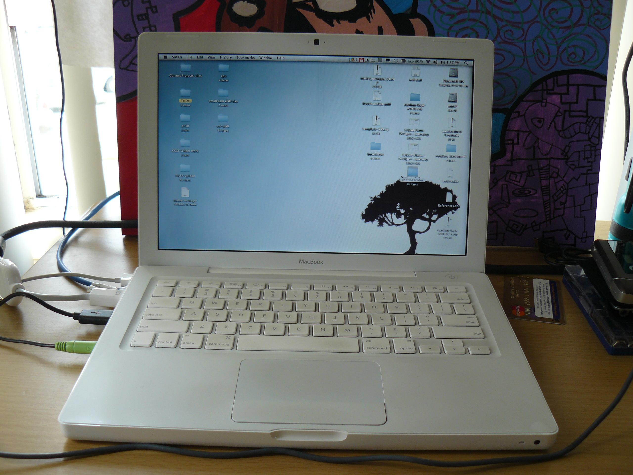 DIY super budget laptop cooler
