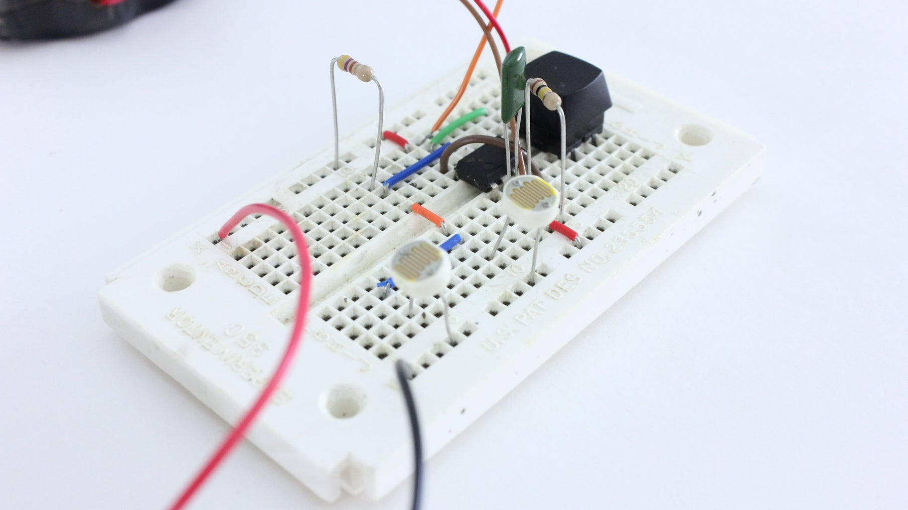 Prototype the Control Circuit on a Breadboard