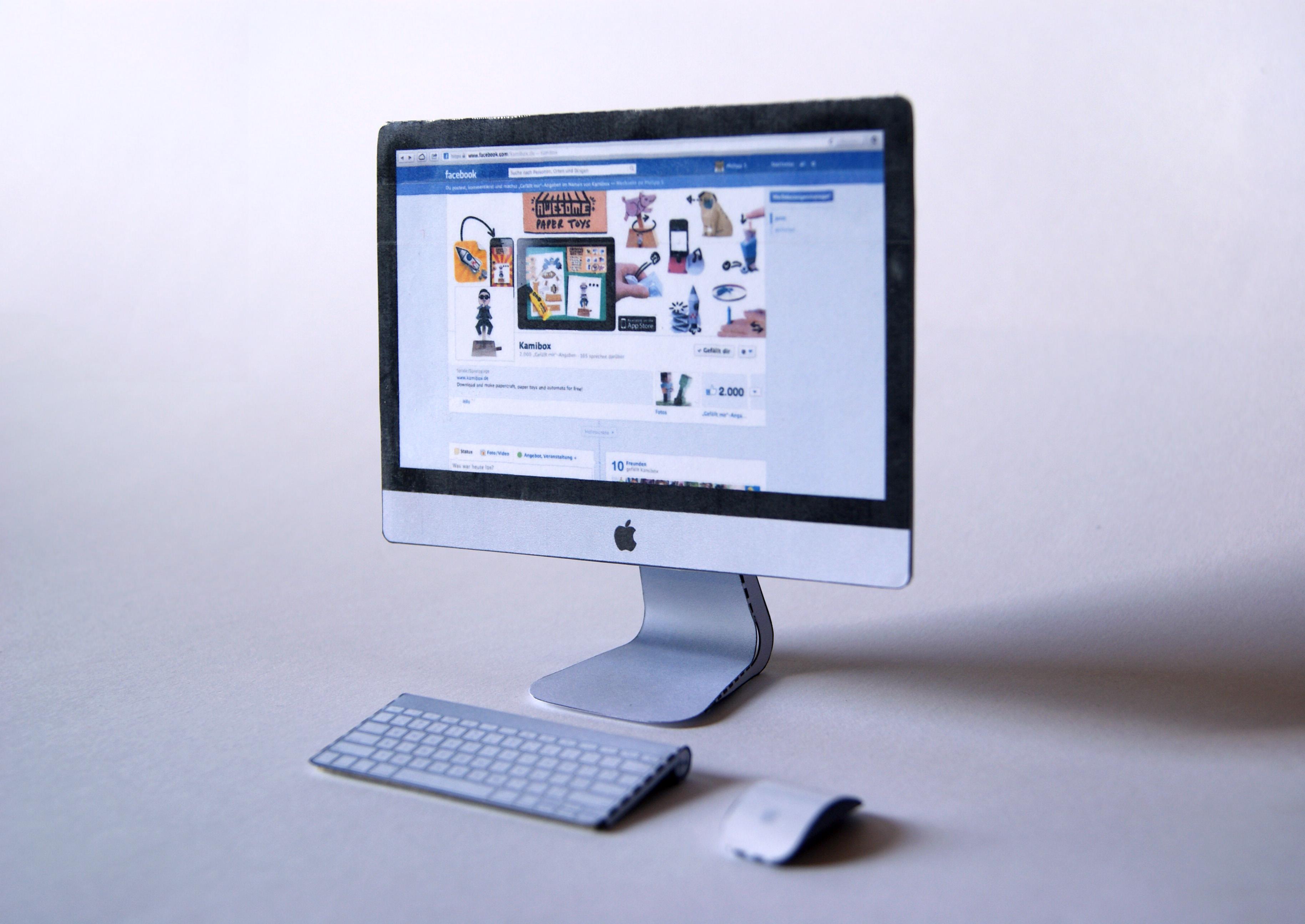"""Paper iMac 4.8"""""""
