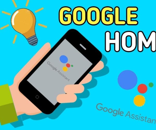 Google Assistant|Home Automation Iot Using Esp8266