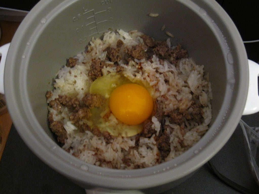 A Meal From A Rice Cooker 9 Steps With Pictures Instructables