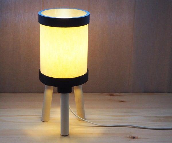 Lighthouse - a Table Lamp