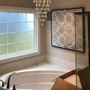 Install a Gorgeous Soaking Tub Light Fixture in the Most Difficult Way