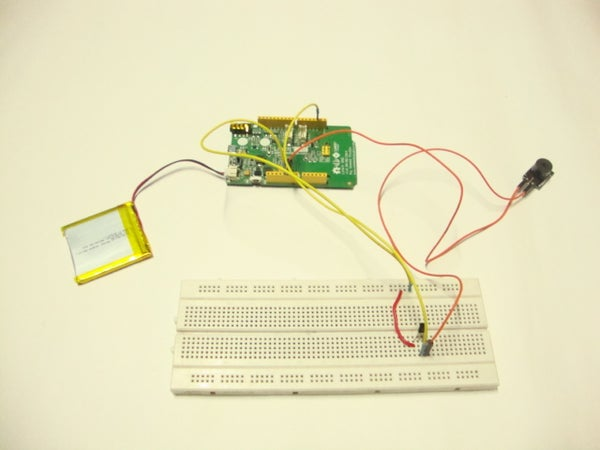 Linkit ONE Chiptunes With Buzzer