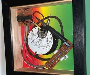 Wall Meter Display
