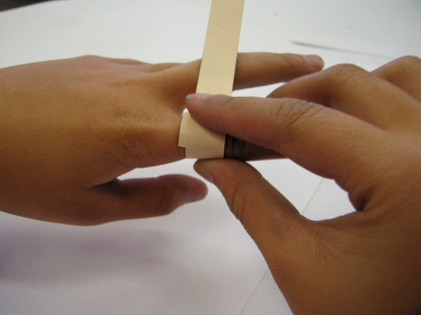 Ring Sizing and Template