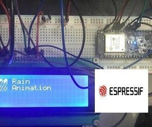 ESP 32 ICONS AND ANIMATIONS