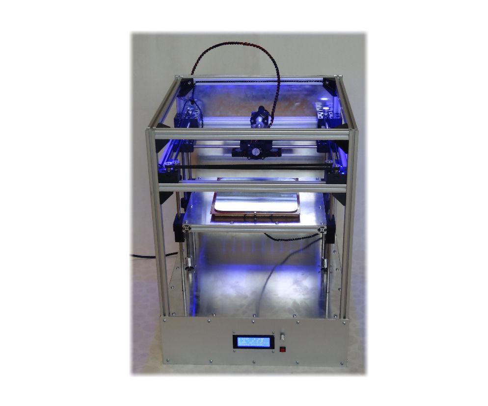 Vulcanus V1 Reprap 3D-Printer 300€
