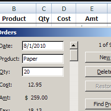 Make Your Own GUI(graphical User Interface)  Without Visual Studio in Microsoft Excel