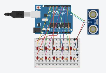 Electronics-Setting Up the Circuits