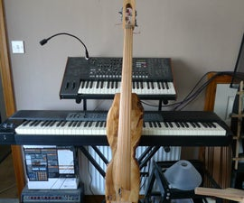 Electric Upright Bass