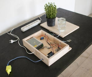 Arduino Plant Watering System