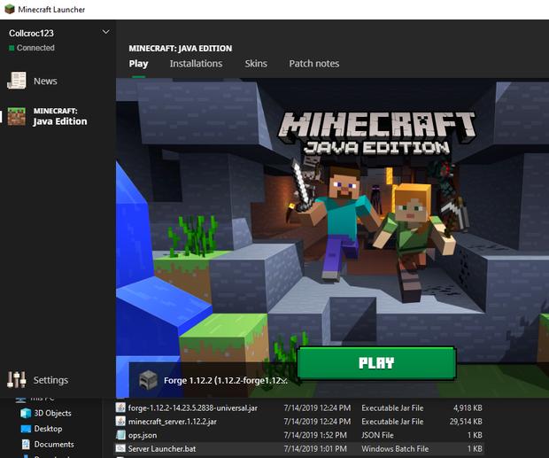 How to Setup a Modded Minecraft Server (1 12 2) : 6 Steps