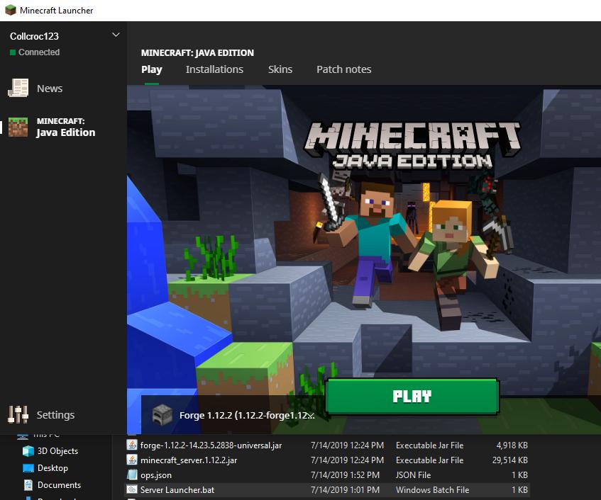 How to Setup a Modded Minecraft Server (1.12.2) : 6 Steps ...