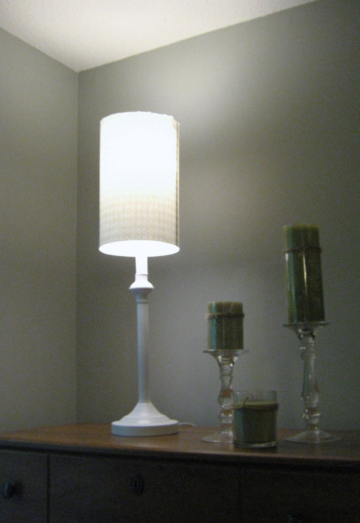 How to Make a Unique Paper Lampshade