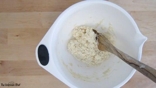 Preheat Oven, Combine Ingredients