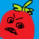 Frustrated Fruits, a fun and edible Angry Birds Spin-off.