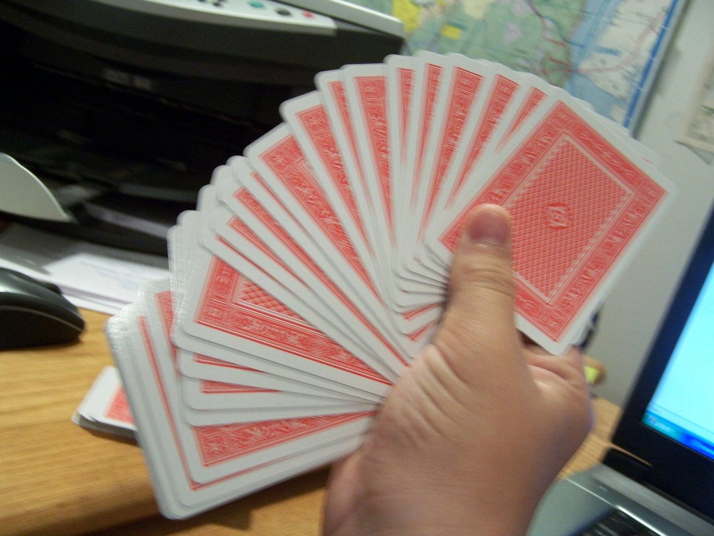 Choosing the Card