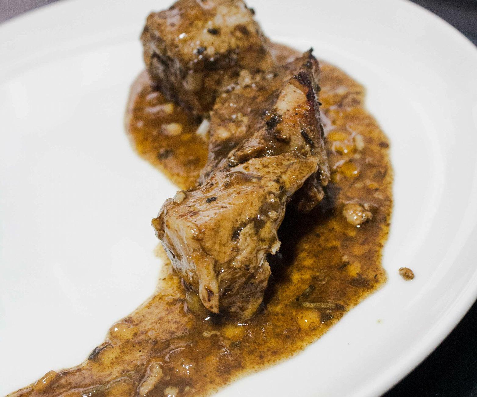 Best Ever  Slow Cooker Pork Tenderlion