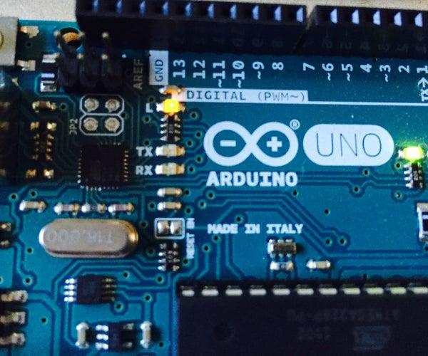 C/C++ En Arduino: Setup Y Loop