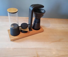 Off the Grid Pour Over Coffee Maker
