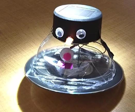 Solar WobbleBot
