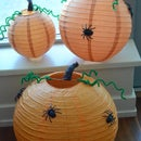 Chinese Lantern Pumpkins