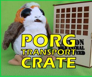 Porg Transport Crate