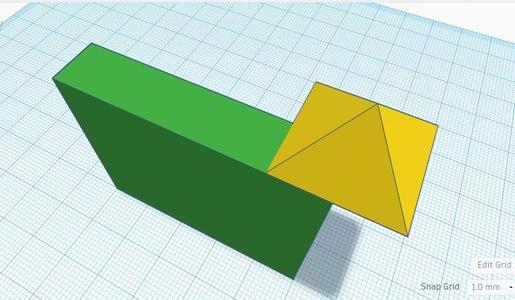 Cube Puzzle: Lower Part
