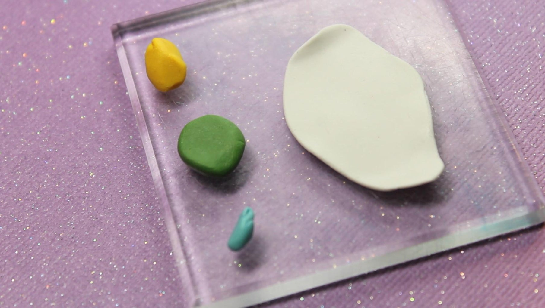 (OPTIONAL) Flowers: Prepping Clay